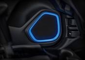 Moldura Iluminada de Alto Falantes - Honda wr-v