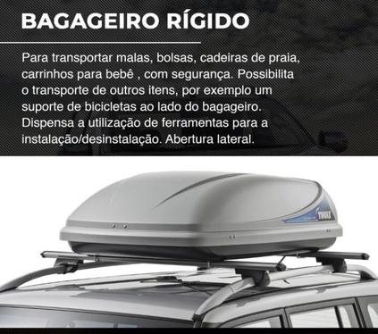 galeria BAGAGEIRO RÍGIDO