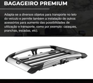 BAGAGEIRO PREMIUM