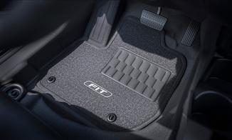 Tapete de carpete STD Honda FIT