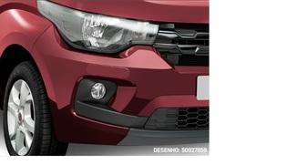 Kit faróis de neblina Fiat Mobi