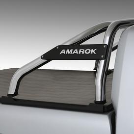 Santo Antônio Cromado Original Amarok 2010 A 2019 Volkswagen