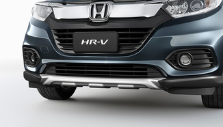 APLIQUE DECORATIVO FRONTAL HR-V