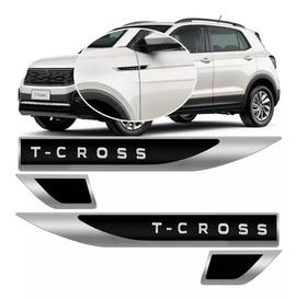 Emblema t cross