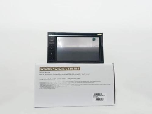 galeria Central Multimídia com TV/GPS/Câmera de Ré