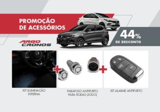 COMBO SEGURANÇA II ARGO/CRONOS