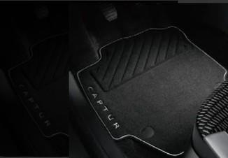 Jogo de Tapetes Renault Captur