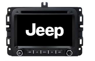 Central multimídia Jeep Renegade