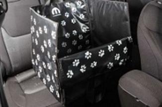 Capa de banco para transporte de pets