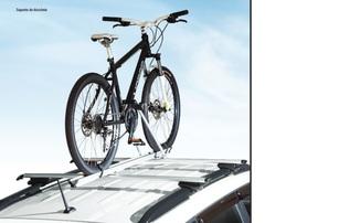 Porta bicicleta de teto