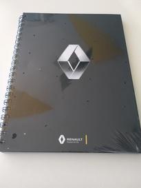Caderno Renault -