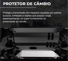 PROTETOR DE CARTER L200 TRITON SPORT