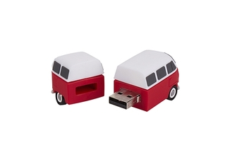 Pendrive 32gb Kombi Original Volkswagen Collection