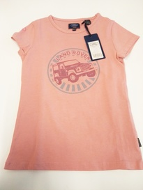 Camiseta Infantil T-shirt Land Rover -