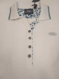 Camisa Polo - Land Rover