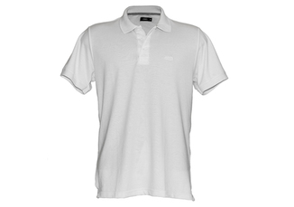 Camisa Polo Style Rings - Branca