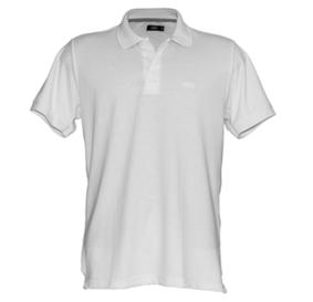 Camisa Polo Style Rings - Branca