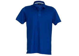 Camisa Polo Style Rings - Azul