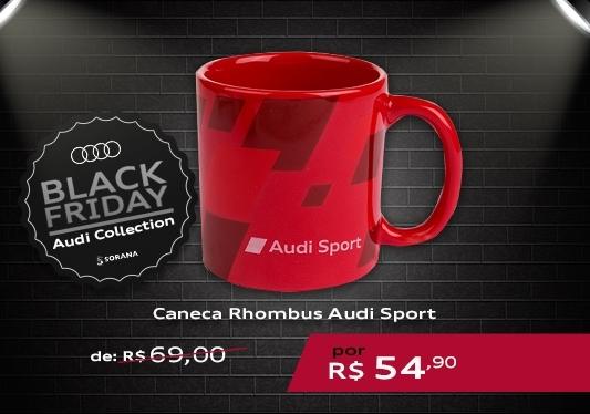 galeria Caneca Rhombus Audi Sport