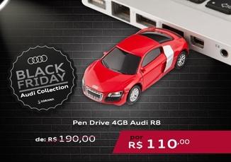 Pen Drive 4GB Audi R8