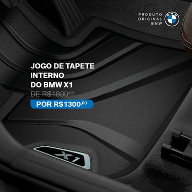 galeria JOGO DE TAPETE INTERNO DO BMW X1