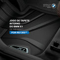 JOGO DE TAPETE INTERNO DO BMW X1