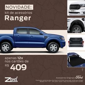 Equipe Sua Ford Ranger