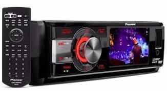 RADIO DVD PLAYER DVH-7780 AV