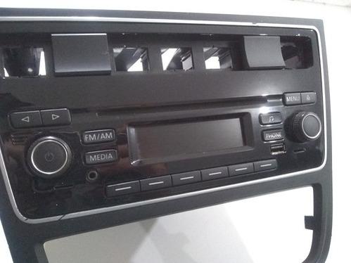 galeria RÁDIO MP3 USB BLUETOOTH GOL SAVEIRO VW ORIGINAL 5U0035152A