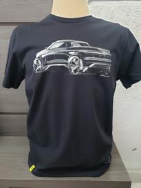 Camiseta Black Tee Pick Up Tamanho P APR057005NC