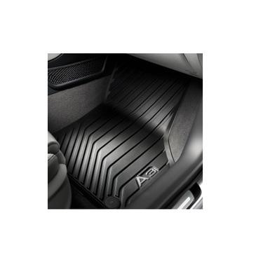 galeria 1 Jogo de Tapetes de Borracha Dianteiro Audi A3