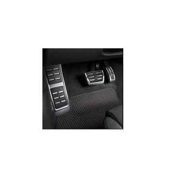 galeria Pedaleira em Aço Escovado Audi A3
