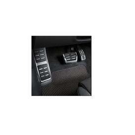 Pedaleira em Aço Escovado Audi A3