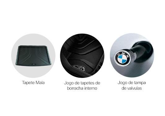 galeria KIT BMW ACESSÓRIOS ORIGINAIS DO X1