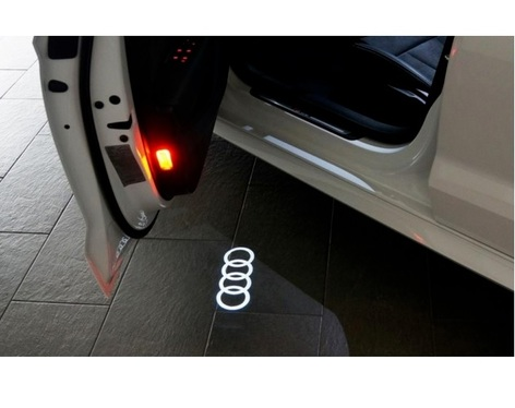 galeria 1 Jogo de Audi Beam (2 leds para 2 portas)