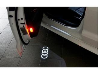 1 Jogo de Audi Beam (2 leds para 2 portas)