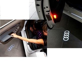 2 Jogos de Audi Beam (4 leds para 4 portas)