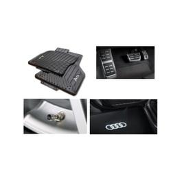 Kit Intermediário Audi A3 (Jg de Tapetes, Jg de Pedaleira, Capa de Válvula e Audi Beam)