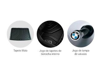 KIT BMW ACESSÓRIOS ORIGINAIS DO X1