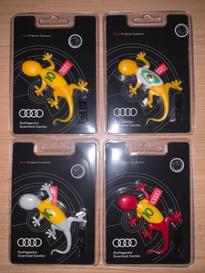 3 Aromatizadores Genuíno Audi Gecko 30% Off