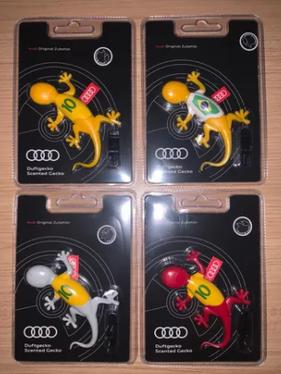 galeria Aromatizador Audi Gecko Imperdível 13% Off