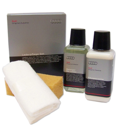 Kit de Limpeza e Conservação de Couro Audi (All Models)