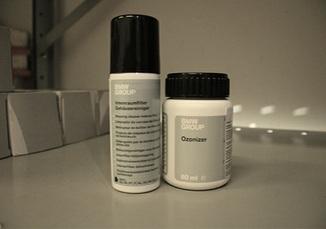 COMBO 1 - SPRAY REMOVEDOR DE ODORES + OZONIZADOR DO AR-CONDICIONADO