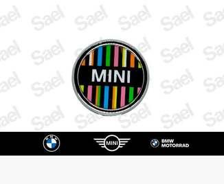 Emblema dianteiro para MINI Cooper