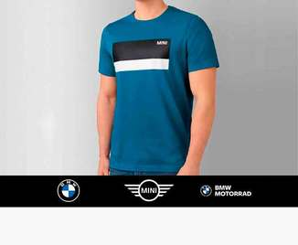 Camisa MINI Azul