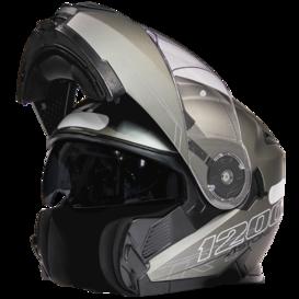 Capacete Astone RT1200 Gunmetal