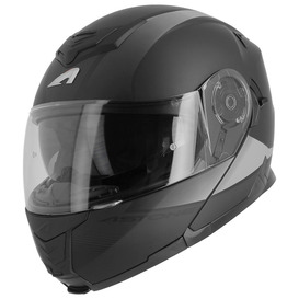 Capacete Astone RT1200 Vanguard Matt Black Anthracite