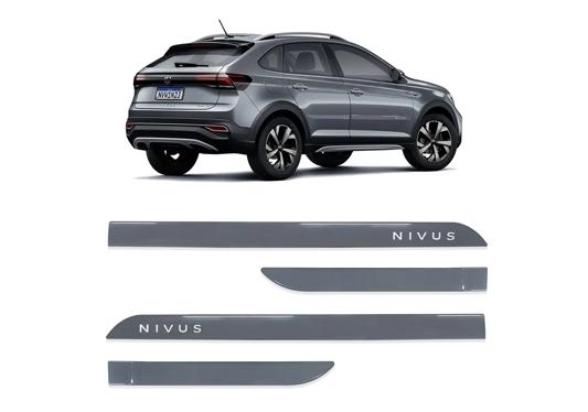 galeria Friso Nivus Cinza - Nivus - Cód. V04010057CA7C - Original Volkswagen