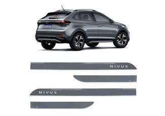 Friso Nivus Cinza - Nivus - Cód. V04010057CA7C - Original Volkswagen