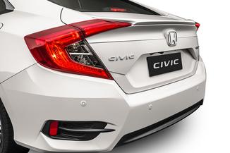 Aerofólio perfil baixo Civic G10